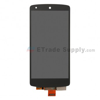 For LG Nexus 5 D820/D821 LCD Screen and Digitizer Assembly Replacement - Black - Without Any Logo - Grade S+ (0)