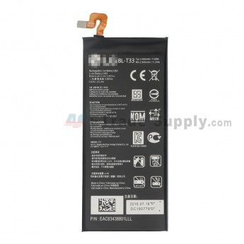 For LG Q6 Battery Replacement - Grade S+ (0)