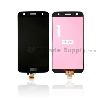 For LG X Power 2 M320G LCD Screen and Digitizer Assembly Replacement - Black - Grade S+ (0)