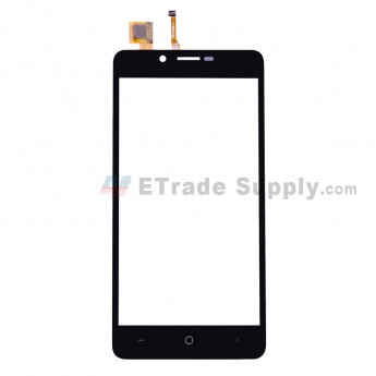 For Leagoo KIICAA Power P591 Touch Screen Replacement - Black - Grade S+ (0)