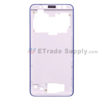 For Leagoo M9 L5501 Front Housing Replacement - Blue - Grade S+ (0)