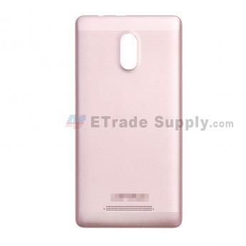 For Leagoo Z6 D5001 Battery Door Replacement - Gold - Grade S+ (0)