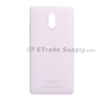 For Leagoo Z6 D5001 Battery Door Replacement - White - Grade S+ (0)