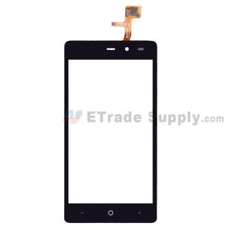 For Leagoo Z6 D5001 Touch Screen Replacement - Black - Grade S+ (0)