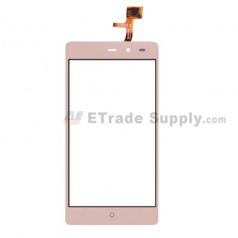 For Leagoo Z6 D5001 Touch Screen Replacement - Gold - Grade S+ (0)