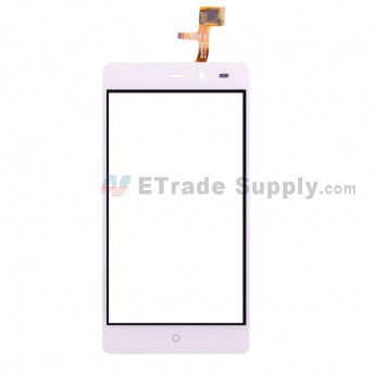 For Leagoo Z6 D5001 Touch Screen Replacement - White - Grade S+ (0)