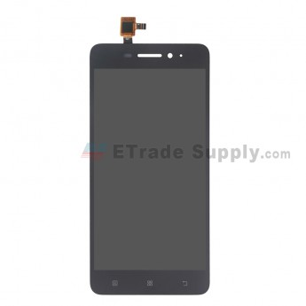 For Lenovo S60 LCD Screen and Digitizer Assembly Replacement - Black - Without Logo - Grade R (0)