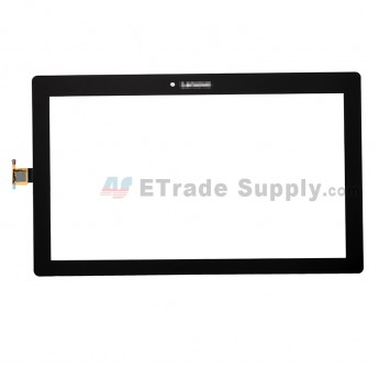 For Lenovo Tab 2 X30L Digitizer Touch Screen Replacement - Black- With Logo - Grade S+ (0)