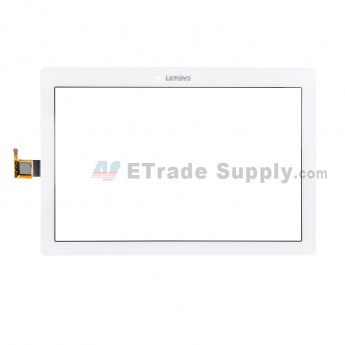 For Lenovo Tab 2 X30L Digitizer Touch Screen Replacement - White - With Logo - Grade S+ (0)