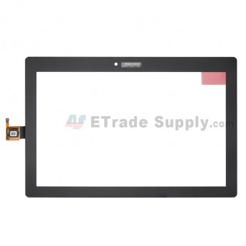 For Lenovo Tab 3 TB-X103L Digitizer Touch Screen Replacement - Black - With Logo - Grade S+ (0)