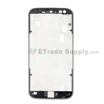 For MT Moto G4 Front Housing Replacement - Gray - Grade S+ (3)