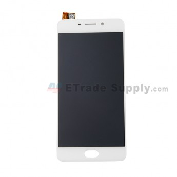 For Meizu M6 Note LCD Screen and Digitizer Assembly Replacement - White - Without Logo - Grade S+ (0)
