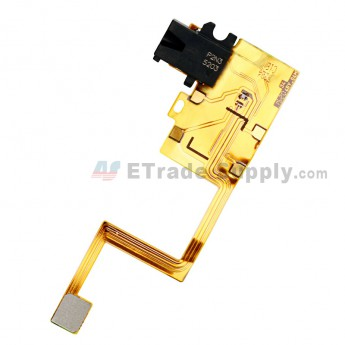 For Microsoft Lumia 950 Earphone Jack Flex Cable Ribbon Replacement - Grade S+ (0)