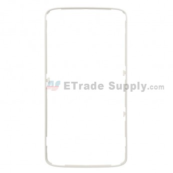 For Motorola Droid Turbo 2 XT1585 Front Housing Replacement - White - Grade S+ (3)