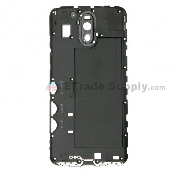 For Motorola Moto G4 Middle Plate Replacement - Black - Grade S+ (3)