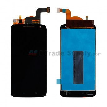 For Motorola Moto G4 Play XT1607 LCD Screen and Digitizer Assembly Replacement - Black - Without Any Logo - Grade S+ (4)