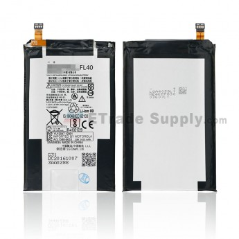 For Motorola Moto X Play XT1561/XT1562/XT1563 Battery Replacement - Grade S+ (0)