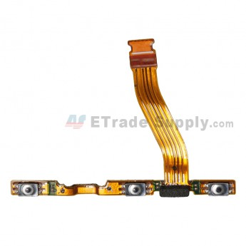For Motorola Nexus 6 Power Button and Volume Button Flex Cable Ribbon Replacement - Grade S+ (2)
