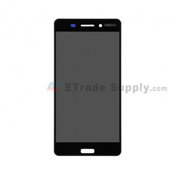 For Nokia 6 LCD Screen and Digitizer Assembly Replacement - Black - With Logo - Grade S+ (7)