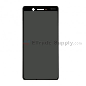 For Nokia 7 LCD Screen and Digitizer Assembly Replacement - Black - With Logo - Grade S+ (13)