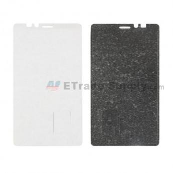 For Nokia Lumia 925 Front Housing Adhesive Replacement - Grade R (0)