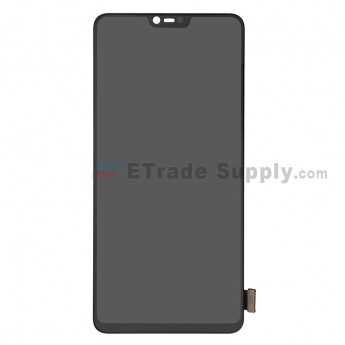 For OPPO R15 Pro LCD Screen and Digitizer Assembly Replacement - Black - Without Logo - Grade S+ (0)