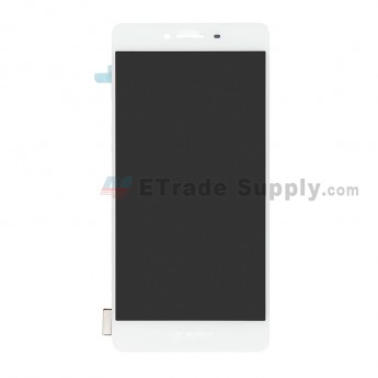 For OPPO R7s LCD Screen and Digitizer Assembly Replacement - White - With Logo - Grade S+ (0)