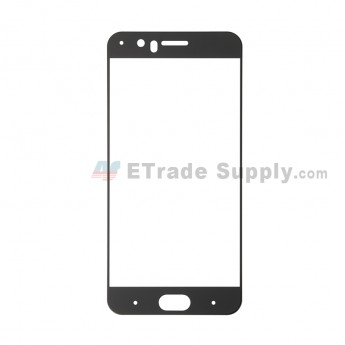 For OnePlus 5 Tempered Glass Screen Protector - Black - Grade R (0)