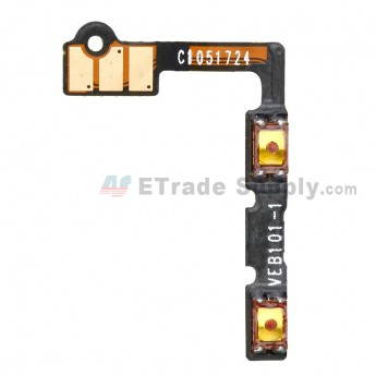 For OnePlus 5 Volume Button Flex Cable Ribbon Replacement - Grade S+ (0)