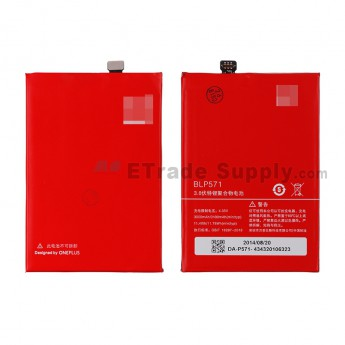 For OnePlus One Battery Replacement - Grade S+ (0)