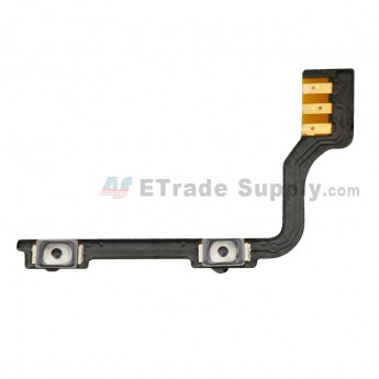 For OnePlus One Volume Button Flex Cable Ribbon Replacement - Grade S+ (0)