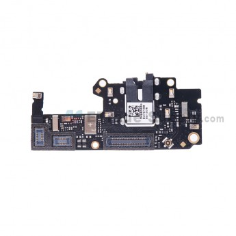 For OnePlus Three Earphone Jack Flex Cable Ribbon with PCB Board Replacement (A3003 Version) - Grade S+ (1)