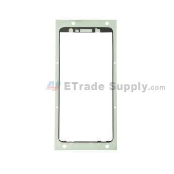 For SM Galaxy A7 (2018) SM-A750 Series Front Housing Adhesive Replacement - Grade S+ (0)