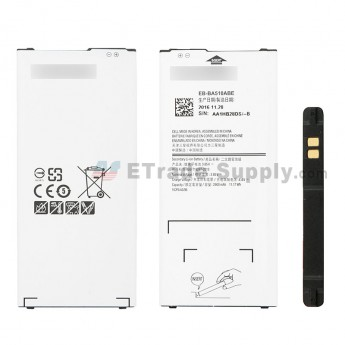 For Samsung A5 (2016) SM-A510 Battery Replacement - Grade S+ (0)
