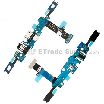 For Samsung Galaxy A3 2016 SM-A310F Charging Port Flex Cable Ribbon Replacement - Grade S+ (0)