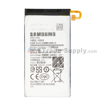 For Samsung Galaxy A3 2017 SM-A320 Battery Replacement - Grade S+ (0)