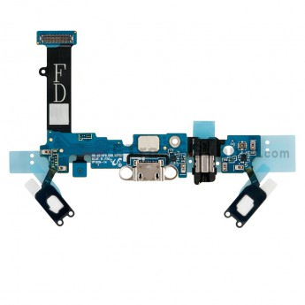 For Samsung Galaxy A5 2016 SM-A510F Charging Port Flex Cable Ribbon Replacement - Grade S+ (0)