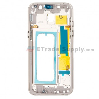 For Samsung Galaxy A5 2017 SM-A520 Front Housing Replacement - Gold - Grade S+ (0)