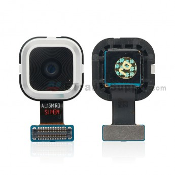 For Samsung Galaxy A5 SM-A500/A7 SM-A700 Rear Facing Camera Replacement - White - Grade S+ (0)