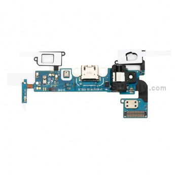 For Samsung Galaxy A5 SM-A500F Charging Port Flex Cable Ribbon Replacement - Grade S+ (0)