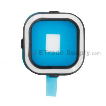 For Samsung Galaxy A5 SM-A500 Camera Bezel Replacement - Black - Grade R (0)