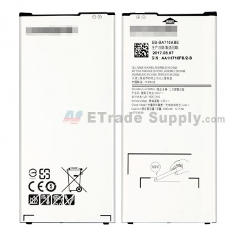 For Samsung Galaxy A7 (2016) A7100 Battery Replacement - Grade S+ (0)