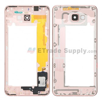 For Samsung Galaxy A9 (2016) Rear Housing Replacement - Pink - Grade S+ (0)