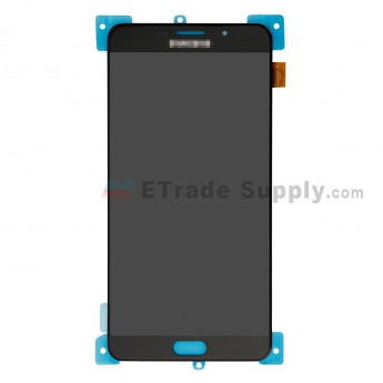 For Samsung Galaxy A9 Pro (2016) A910 LCD Screen and Digitizer Assembly Replacement - Black - With Logo - Grade S+ (0)