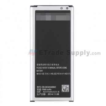 For Samsung Galaxy Alpha SM-G850 Battery Replacement - Grade S+ (0)