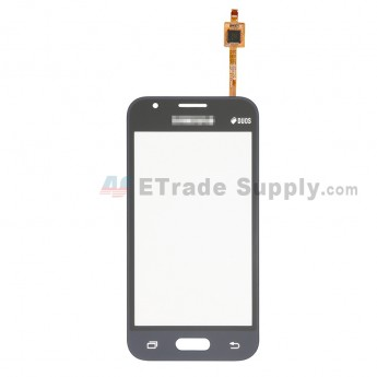 For Samsung Galaxy J1 Mini Prime SM-J106 Digitizer Touch Screen Replacement - Black - With Logo - Grade S+ (0)