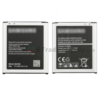 For Samsung Galaxy J1 SM-J100 Battery Replacement - Grade S+ (0)