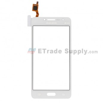 For Samsung Galaxy J2 Prime G532M Digitizer Touch Screen Replacement - White - With Logo - Grade S+ (0)