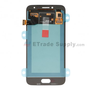 For Samsung Galaxy J2 Pro (2018) SM-J250 LCD Screen and Digitizer Assembly Replacement - Blue Mist - Grade S+ (1)