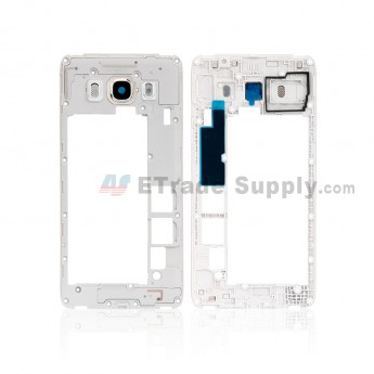 For Samsung Galaxy J5 (2016) SM-J510F Rear Housing Replacement - Gold - Grade S+ (0)